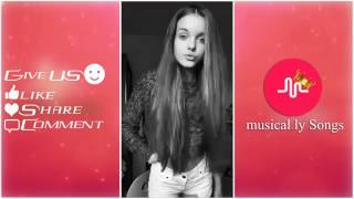♦ Malu Trevejo  Enyadres & Anna Zak Musical ly Compilation   Who Is The Best Muser