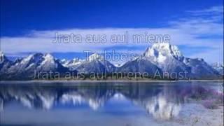 Jrata Aus Aul Miene Trubbels - C.C. Haziel (cover)