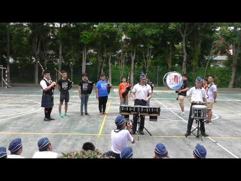 Teaser Drumline Performance by SGT Nicholas and CPL Samuel