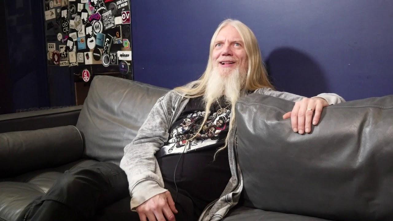 Quizz with Marko Hietala from NIGHTWISH - YouTube