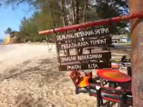 Tindakon Dazang Beach Kg.Terongkongan Kudat Sabah.
