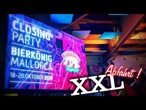 Das XXL Closing Im Bierkönig Und Megapark Auf Mallorca !!! │ 1. Auftritt Düse & Heiratsantrag │🙈