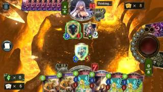 [Shadowverse] 2016 Nov. 27 master daily rank (Hades Fairy) Video