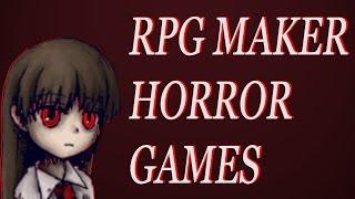 RPG Maker Horror & Yume Nikki Fan Games 【ThorHighHeels】