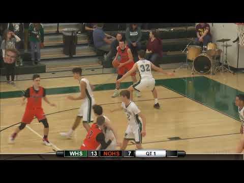 Westlake boys basketball VS North Olmsted VARSITY FINAL