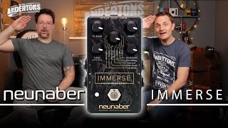 Neunaber Immerse Pedal - Epic Ambient Tones!! thumbnail