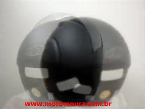 Capacete Solid E8 Modular - EBF - MOTO MOURA