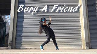 Billie Eilish- Bury a Friend- GALEN HOOKS Choreography (Dance cover)