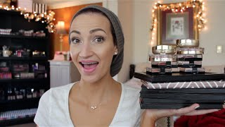 Declutter with Me-Drugstore Blush (Part 1) Makeup Graveyard!!