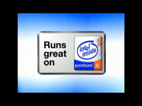EVERY Intel Animation (1971-2013) ALL!