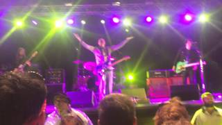 Smashing Pumpkins, Heavy metal machines - Soundwave Festival, Sydney 2015