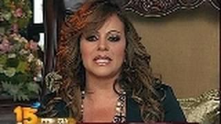 En exclusiva Jenni Rivera explica el incidente