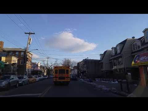 Driving from Jamaica to Springfield Gardens Queens,New York