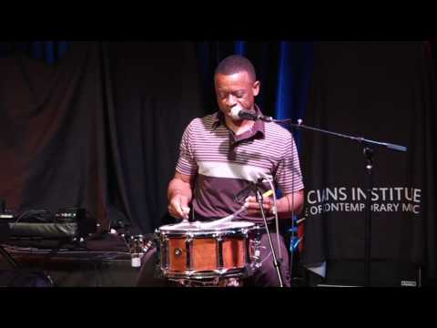 Clayton Cameron Clinic at Musicians Institute 4/14/16 HD 720p