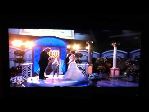 ACM Country Music Awards Wedding 2012