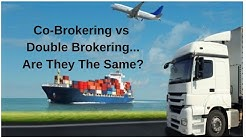Co-Brokering vs Double Brokering..Are They The Same?
