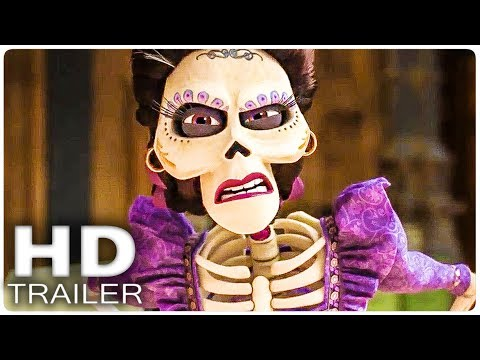Thumbnail: COCO Trailer 3 Extended (2017)