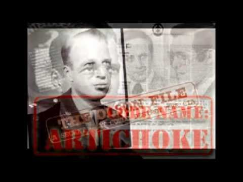 MK-ULTRA, COINTELPRO PSYOPS AND MURDER