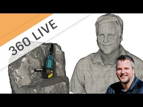 360 LIVE: Photogrammetry With Fusion 360
