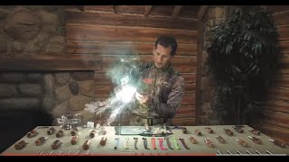 Best Magnesium Fire Starter Demonstration!