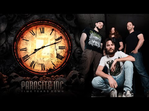 Parasite Inc. - Time Tears Down (FULL ALBUM) [German Melodic Death Metal]