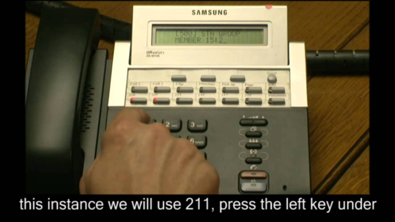 SOLVED: Is there a way to setup caller id on a Nortel - Fixya