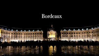 Bordeaux, France Travel vlog video