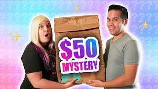 Opening a GIANT $50 mystery bag! Mystery box and bags from Anime Impulse thumbnail
