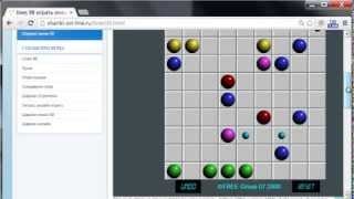 lines98 - классическая игра в шарики