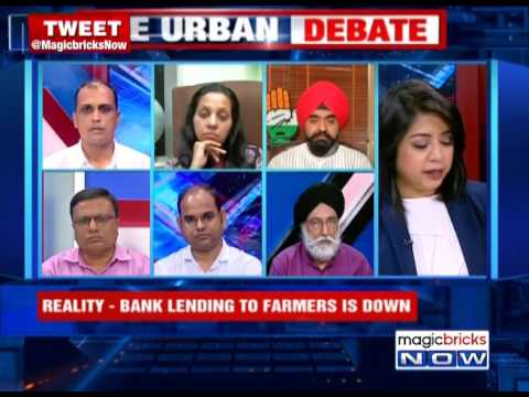 Maha Budget 2017: Govt focuses on agri, irrigation – The Urban Debate (March 17)