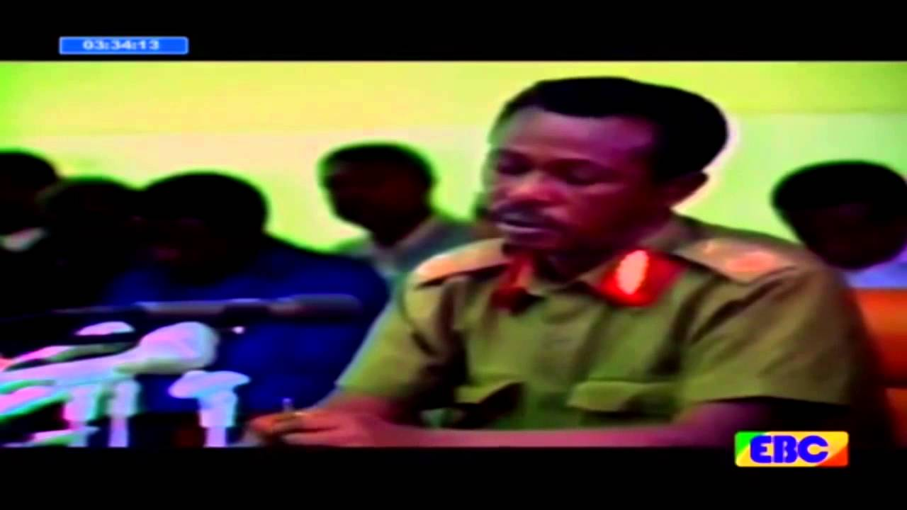 Speeches Of Colonel Mengistu Hailemariam