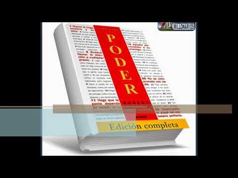 descarga de audio completo Las 48  Leyes del  poder(llibro )