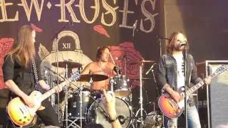 The New Roses - I Believe (Live) @ Freigericht Rockt! 2016