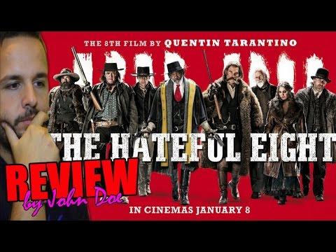 The Hateful Eight - Los odiosos ocho - CRÍTICA - REVIEW - HD - Quentin Tarantino - John Doe