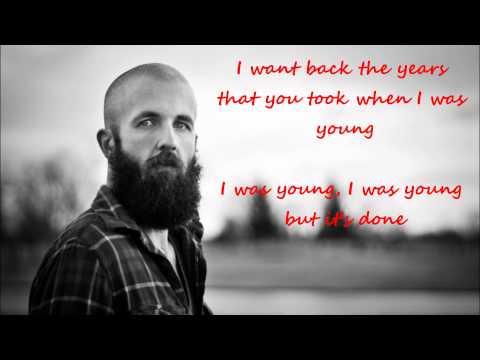 William Fitzsimmons - I don't feel it anymore  Lyrics