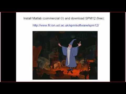 SPM12 (Kyiv 2015): part 1 - insallation, reorientation 1/3