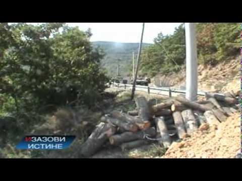 Challenges of Truth - Kosovo barricades 2011.avi