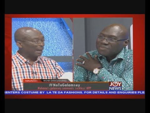 #NoToGalamasey - Newsfile on JoyNews (5-5-18)