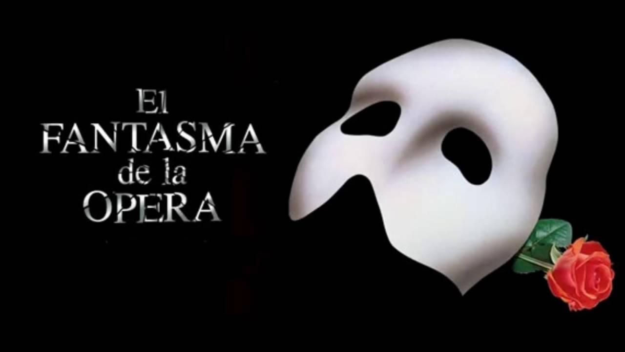María M Piensa En Mi El Fantasma De La ópera Tú Cantas Raul Youtube
