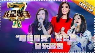 """""""唱作精灵""""徐佳莹 — 我是歌手4音乐串烧 I Am A Singer 4【湖南卫视官方版】"""