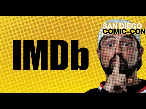 IMDb Comic-Con 2016 with Kevin Smith