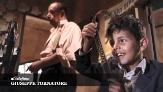 GIUSEPPE TORNATORE e IL DOPPIAGGIO (2013) | ilmondodeidoppiatori.it