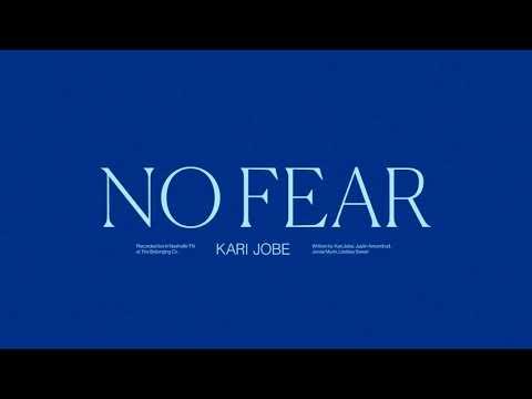 Kari Jobe - No Fear | Žádný strach
