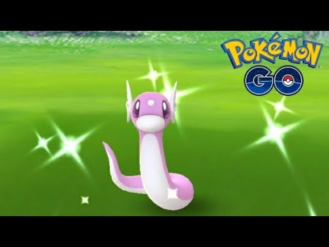 Download Youtube: SHINY DRATINI EVERYWHERE!! - COMMUNITY DAY EVENT HAS STARTED - POKEMON GO