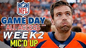 NFL Sunday Week 2 Mic'd Up!Game Day All Access