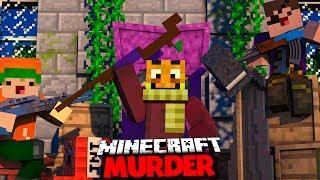 GLP`s TOCHTER DREHT VÖLLIG DURCH! ✪ Minecraft MURDER thumbnail
