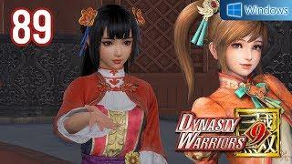 Dynasty Warriors 9 【PC】 #89 │ Wu - Xiao Qiao │ Ch.6 - The Battle of Chibi