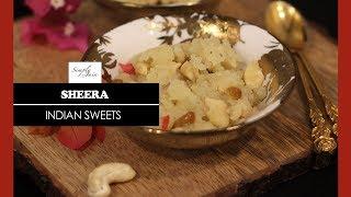 Sheera | How To Make Sheera | Gudi Padwa Special | Simply Jain