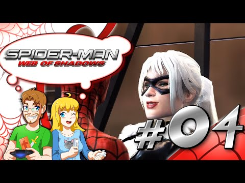 SPIDER-MAN WEB OF SHADOWS: Episode 4: MEOW from the Past