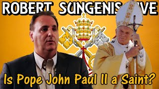 St. John Paul II? Are Canonizations INFALLIBLE? | Robert Sungenis Live Open Q&A